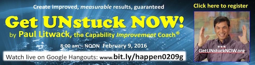 HAPPEN banner 982x250 - Get Unstuck Now - Feb 9, 2016 copy